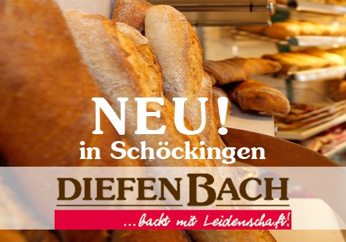 Neue Filiale Schoeckingen